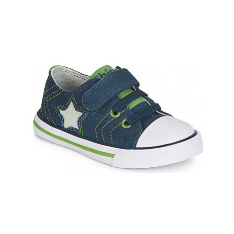 Chicco COMOS boys's Children's Shoes (Trainers) in Blue