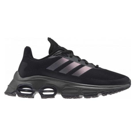 adidas QUADCUBE J black - Junior leisure shoes