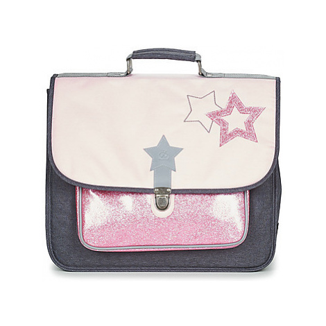 Citrouille et Compagnie SCUOLA 41 CM girls's Briefcase in Pink