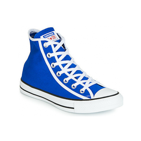 Converse CHUCK TAYLOR ALL STAR GAMER CANVAS HI women's Shoes (High-top Trainers) in Blue