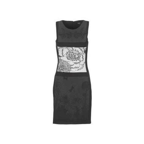 Desigual POARTI women's Dress in Black