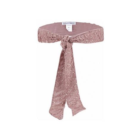 Ambre Babzoe LOMO women's Scarf in Pink