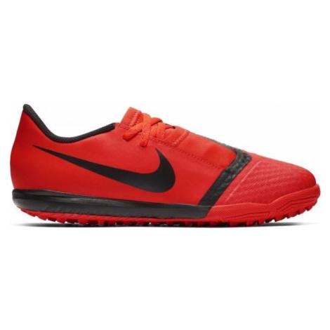 Nike JR PHANTOM VNM ACADEMY TF black - Children's turf football boots