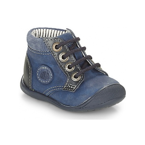 Catimini RAYMOND boys's Children's Shoes (High-top Trainers) in Blue