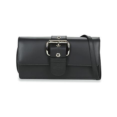 Vivienne Westwood ALEX CLUTCH BAG women's Shoulder Bag in Black