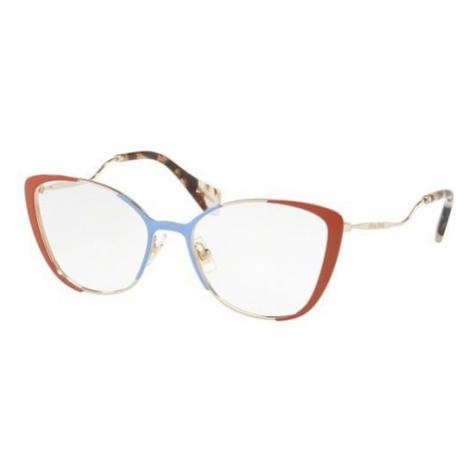 Miu Miu Eyeglasses MU51QV VYF1O1