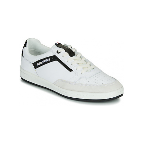 Redskins YELLE men's Shoes (Trainers) in White