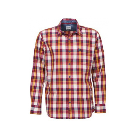 Oxbow GOMTI men's Long sleeved Shirt in Multicolour