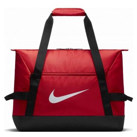 Nike ACADEMY TEAM S DUFF red - Football bag