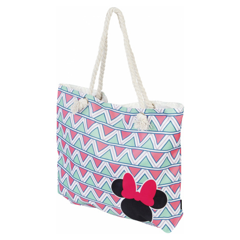 Mickey Mouse - Minnie - Beach Bag - multicolour
