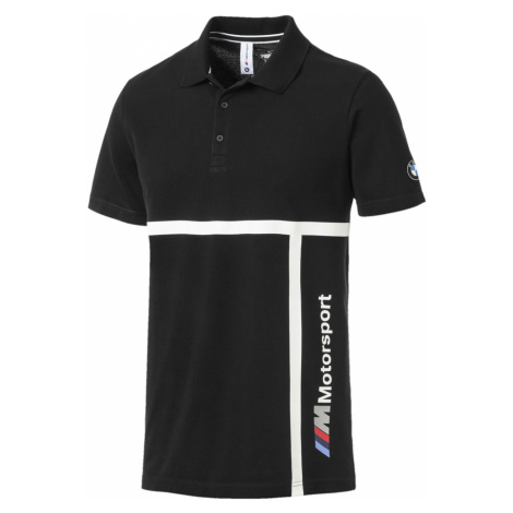 Puma BMW Motorsport Polo shirt Black