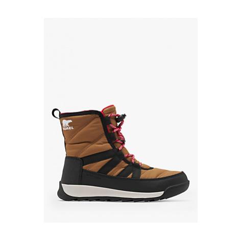 SOREL Children's Whitney II Waterproof Snow Boots, Elk