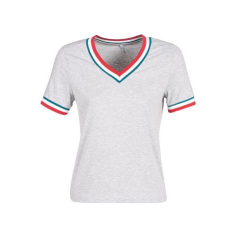 Only ONLLILO women's T shirt in Grey