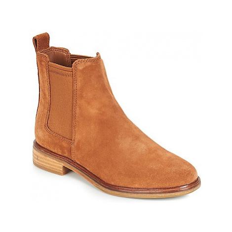 Women's Chelsea boots Clarks