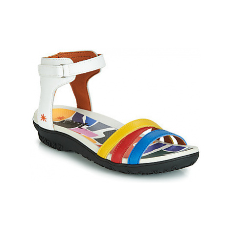 Art ANTIBES women's Sandals in Multicolour