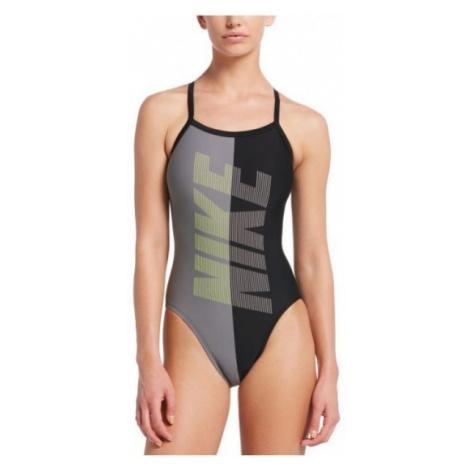 Nike RIFT grey - Women's swimsuit
