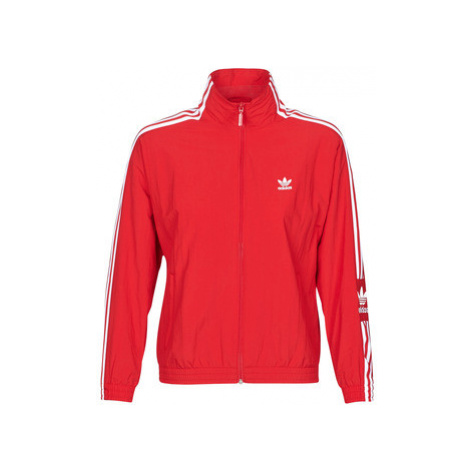 Adidas LOCK UP TT women's Tracksuit jacket in Red