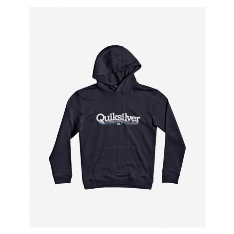 Quiksilver Tropical Lines Kids Sweatshirt Blue