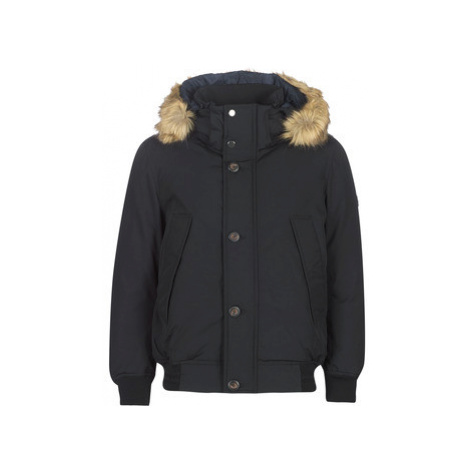 Tommy Hilfiger HAMPTON DOWN BOMBER men's Parka in Black