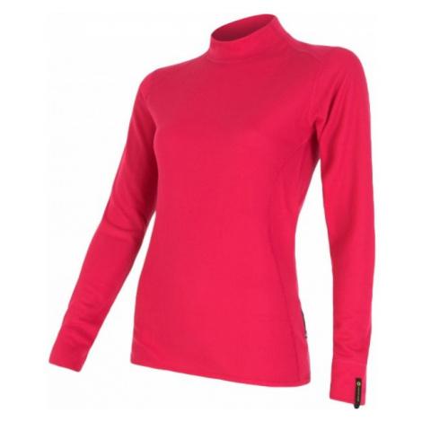 Sensor DOUBLE FACE EVO DR W pink - Women's functional T-shirt