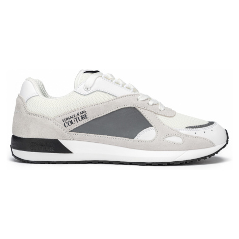 Versace Jeans Couture Sneakers White Grey