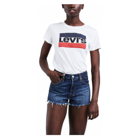 Levi's THE PERFECT TEE white - Women's T-shirt Levi´s