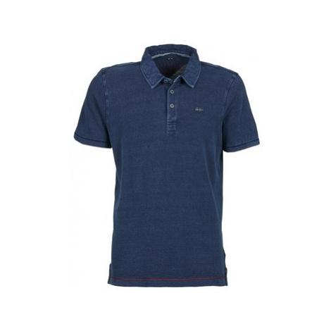 Napapijri EINES men's Polo shirt in Blue