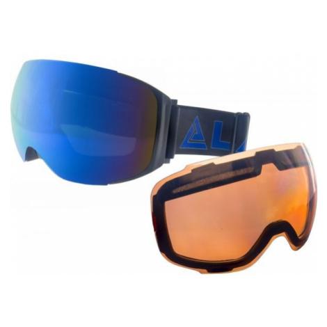 Laceto SWITCH + 1 black - Ski goggles