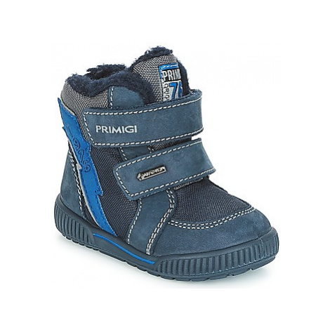 Primigi RIDE 19 GORE-TEX boys's Children's Snow boots in Blue