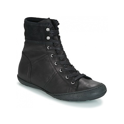 PLDM by Palladium GALONY NCA women's Shoes (High-top Trainers) in Black