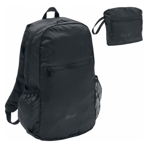 Brandit - Roll Bag - Backpack - black