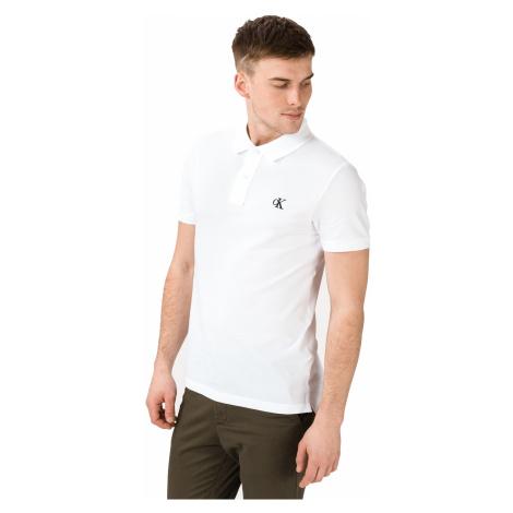 Calvin Klein Polo Shirt White