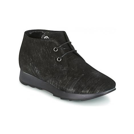 Maruti GIULIA women's Mid Boots in Black