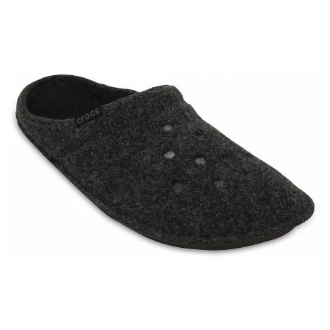 shoes Crocs Classic Slipper - Black/Black