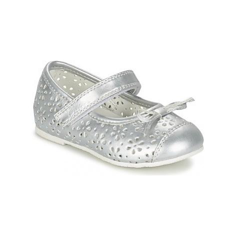 Chicco CARRIE girls's Children's Shoes (Pumps / Ballerinas) in Silver