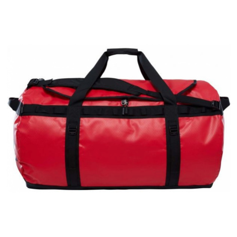 The North Face BASE CAMP DUFFEL red - Travel bag