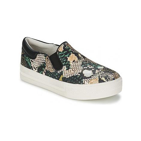 Ash JAM women's Slip-ons (Shoes) in Beige
