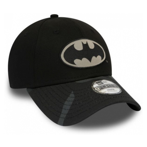 New Era 9FORTY KIDS CAMO BATMAN black - Kids' baseball cap