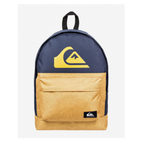 Quiksilver Everyday Backpack Blue Yellow
