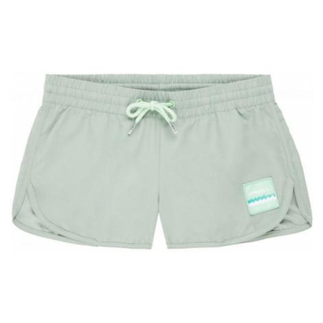O'Neill PG SOLID BEACH SHORTS light green - Girl's shorts