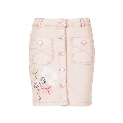 Desigual AHOUAIDE women's Skirt in Pink