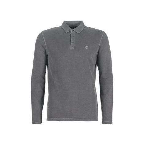 Marc O'Polo 928223655052-896 men's Polo shirt in Grey