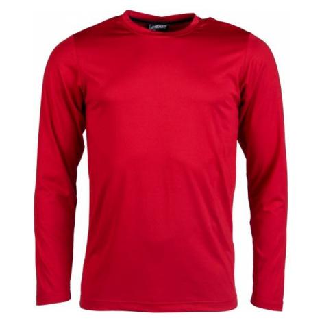 Kensis GUNAR red - Men's functional T-shirt