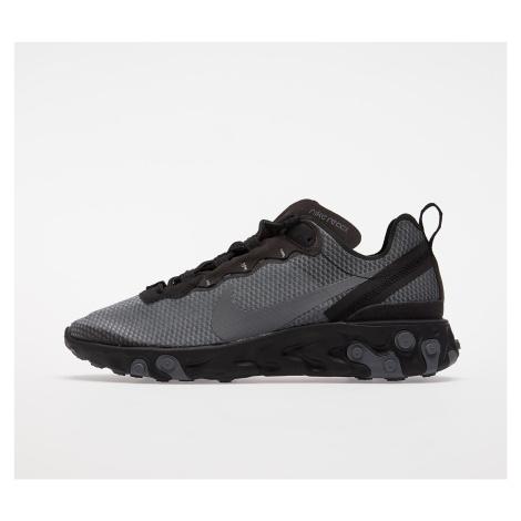 Nike React Element 55 SE Black/ Dark Grey