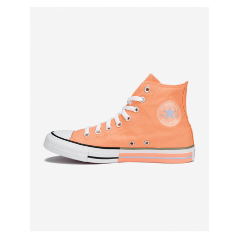 Converse Chuck Taylor All Star Hi Sneakers Orange