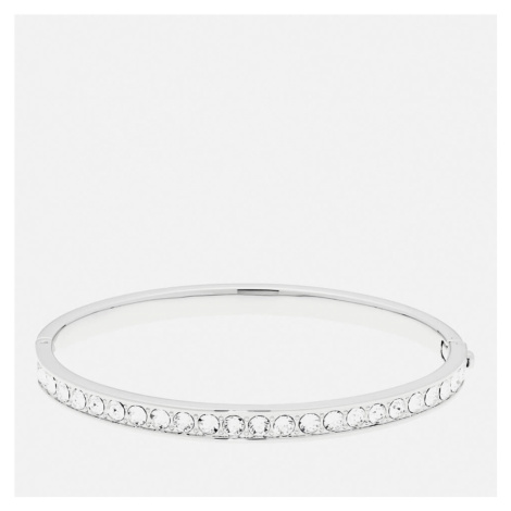 Ted Baker Women's Clemara Hinge Crystal Bangle - Silver/Crystal - Gold