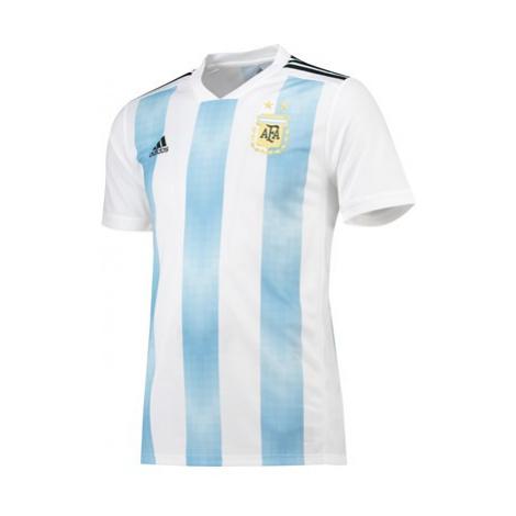 Argentina Home Shirt 2018 - Kids Adidas