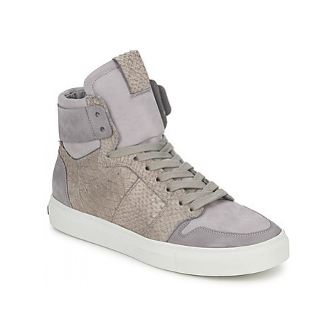 Kennel + Schmenger ATINA women's Shoes (High-top Trainers) in Grey Kennel & Schmenger