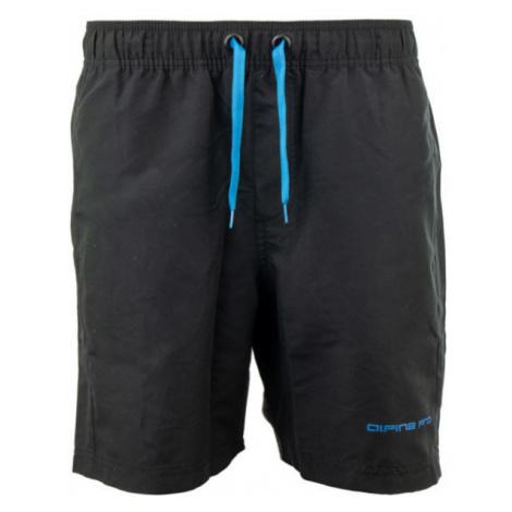 ALPINE PRO PADRIC black - Men's shorts