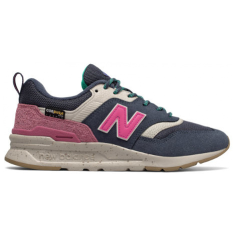 New Balance 997H Shoes - NB Navy/Carnival